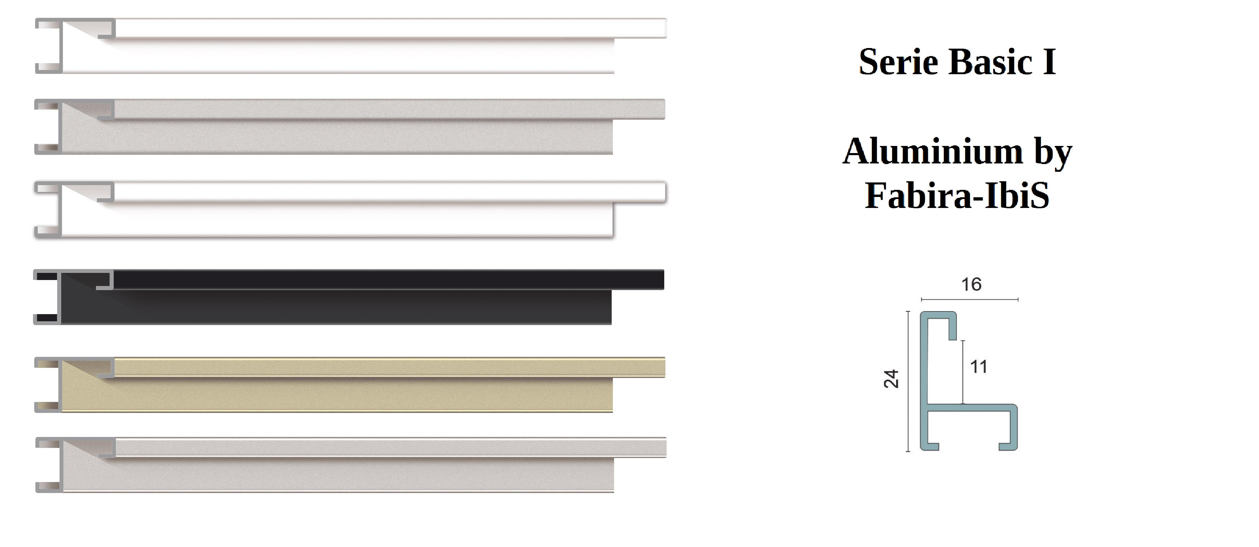 Fabira-IbiS Aluminium: Basic I