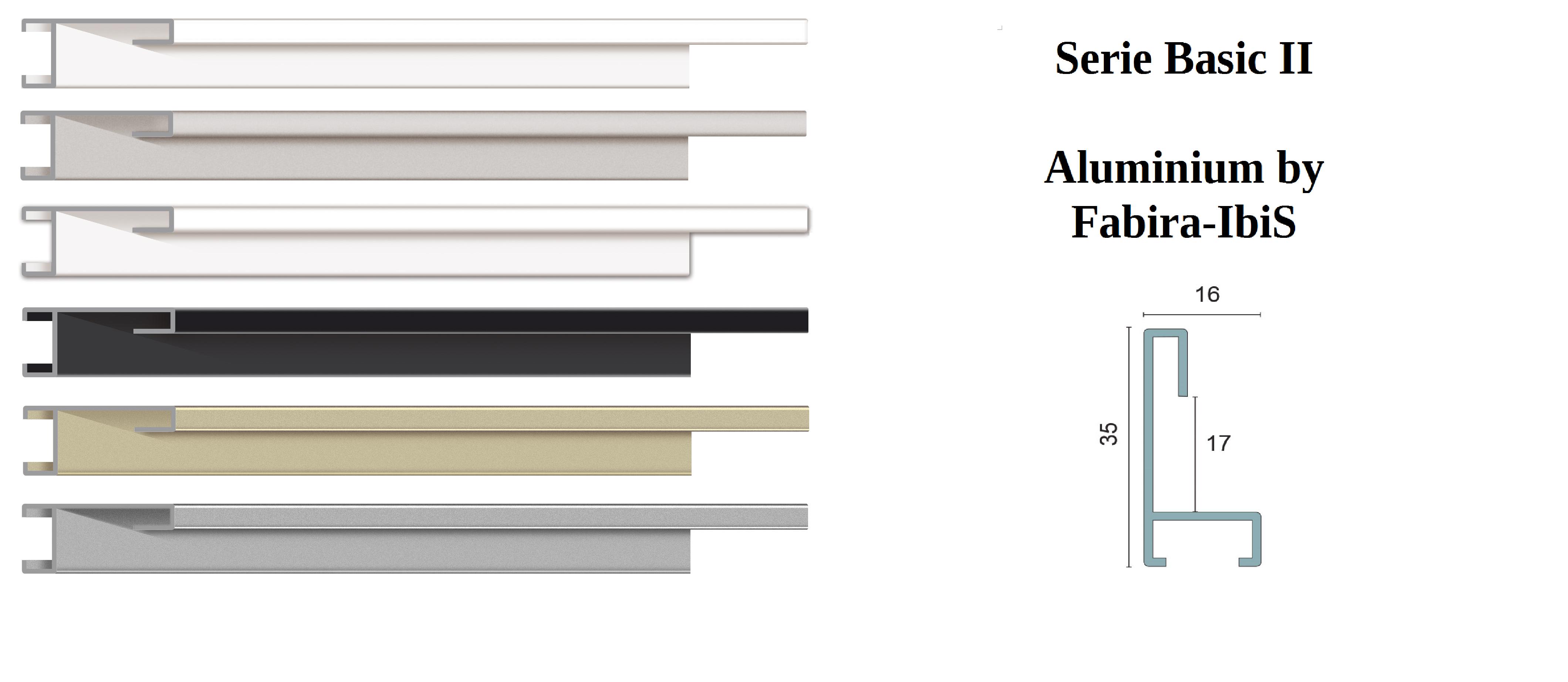 Fabira-IbiS Aluminium: Basic II
