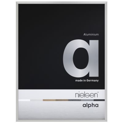 Nielsen Alpha Silber Matt 1624004