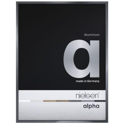 Nielsen Alpha Dunkelgrau Glanz 1621020