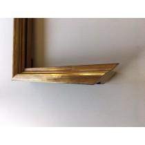 Fabira Anversa Gold, Rücken Schwarz ca.20mm 191003