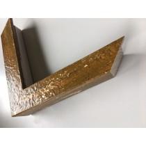 Fabira Mazzola II Gelb, Gold (Handarbeit) ca. 30mm 582C02