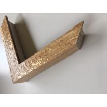 Fabira Mazzola II Beige, Gold (Handarbeit) ca. 30mm 582C30