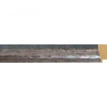 Fabira Bause Nevis Blau-Silber ca.40mm 6520-04