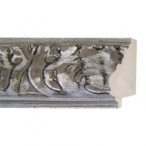 Aicham Larson-Juhl Medici II Florentiner Silber, verziert, antik 832-095