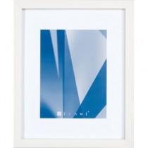 Aicham Larson-Juhl Iframe-Stuttgart Weiß auf Natur 51800-6048