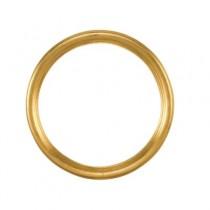 Eurolijsten Runde Rahmen Gold 73124