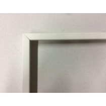 Fabira Weiß matt ca. 10mm 1145