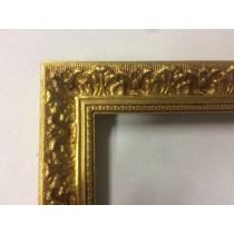 Fabira Gold Barock ca. 34mm 592-21