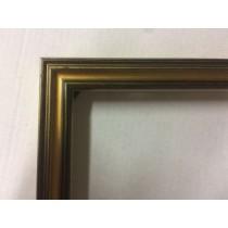 Elegance Gold Black ca.14mm 64051(9253 oro fondo nero)