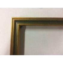 Elegance Gold Green ca.14mm 64056