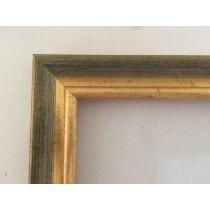 Elegance Gold Green ca.27mm 64553