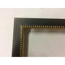 Palio Schwarz vorne Gold ca.20mm a2122-3005