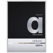 Nielsen Alpha Silber Matt 1694004