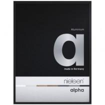 Nielsen Alpha Eloxal Schwarz Matt 1694250