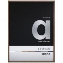 Nielsen Alpha Wengé Hell 1694515