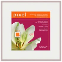 Nielsen Pixel Silber Matt 5319004