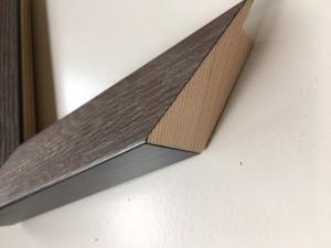 Fabira Magellan Wood II Kastanie, Rü.&Lichtkante Schwarz ca. 40mm