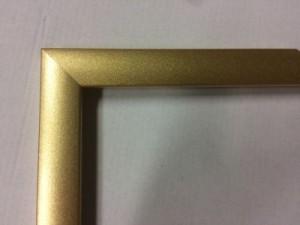 Fabira Disco Gold metallic ca. 23mm 2301
