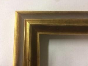 Raffael Gold und Bronze ca.45mm  63453(4825)